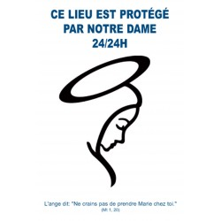 Carte protection mariale