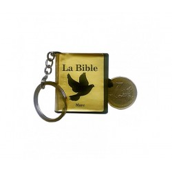 Porte-clés bible