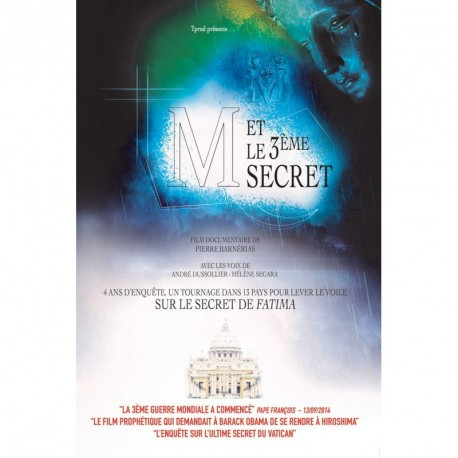 M et le 3ème secret DVD