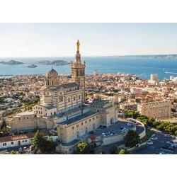 Pèlerinage dans le sud de la France