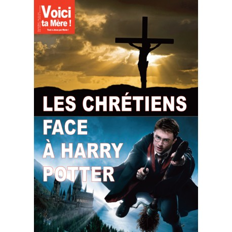 Chrétien face à Harry Potter