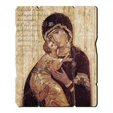 Icône Vierge de Vladimir