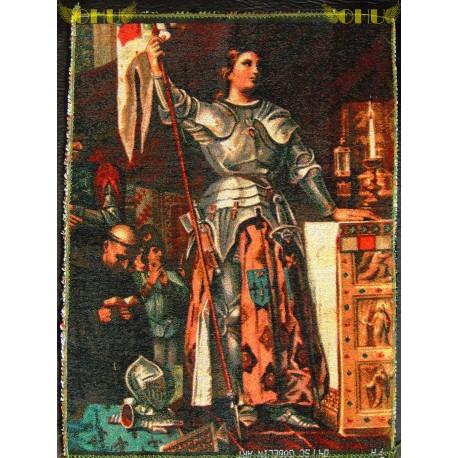 Tapisserie de sainte Jeanne d'Arc