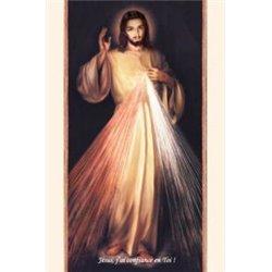 Carte-Prière Jésus j'ai confiance en toi !