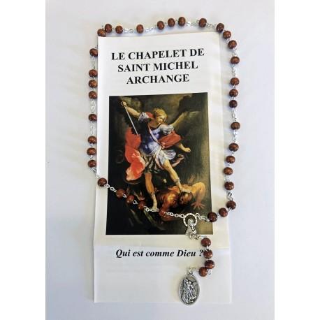 Chapelet de saint Michel Archange