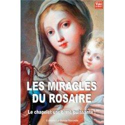 Livret : LES MIRACLES DU ROSAIRE