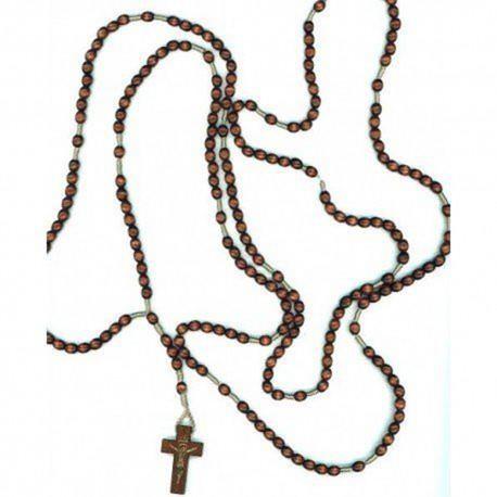 Rosaire bois complet