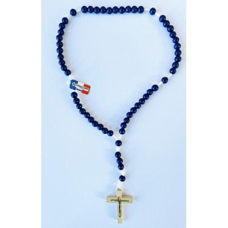 Le chapelet bleu de Notre Dame