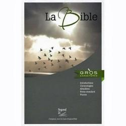 La Bible en gros caractères