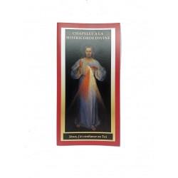 Feuillet chapelet à la Miséricorde Divine