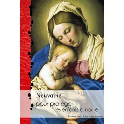 Neuvaine pour protéger les enfants à naître