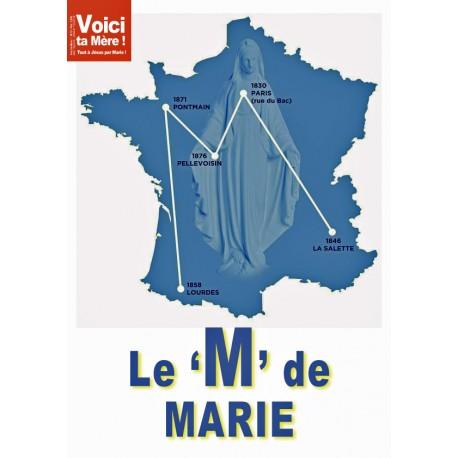 """Revue """"Le 'M' de Marie"""" en téléchargement"""