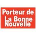 """Autocollants """"Porteur de la Bonne Nouvelle"""""""