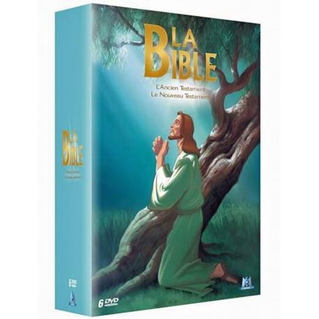 La Bible l'intégrale : 6 DVD