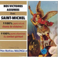 CD 'Nos victoires assurées avec Saint-Michel'