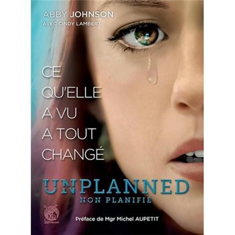 UNPLANNED - Le livre