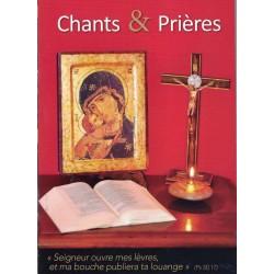 Carnet de chants et prières