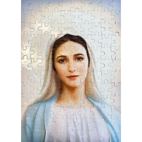 PUZZLES Vierge Marie