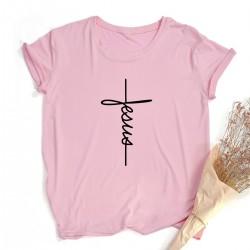 T-shirt femme Jésus