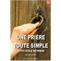 """Livret """"Une prière toute simple"""""""