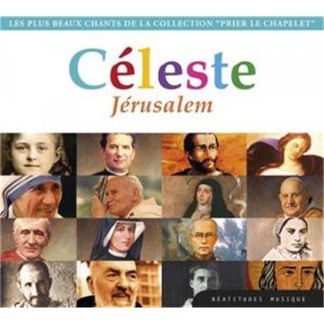 CD de musique : Céleste Jérusalem