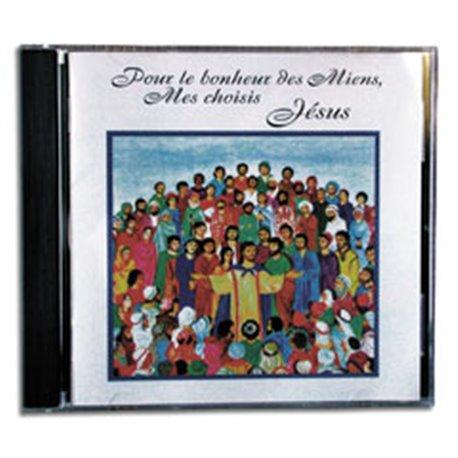 """CD audio """"Pour le bonheur des miens"""" Album 1"""
