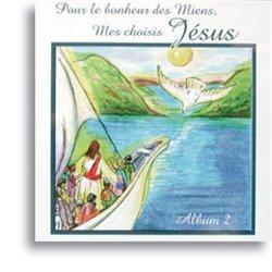 """CD audio """"Pour le bonheur des miens"""" Album 2"""