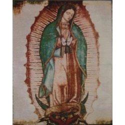 Tapisserie de Notre Dame de Guadalupe