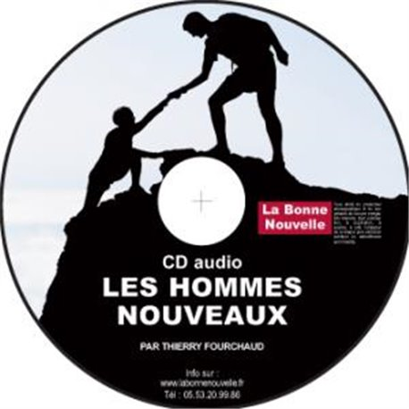 CD audio : LES HOMMES NOUVEAUX