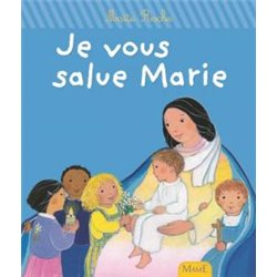"""Livret """"Je vous salue Marie"""""""