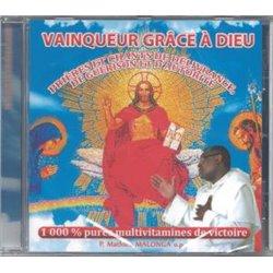 CD Vainqueur grâce à Dieu