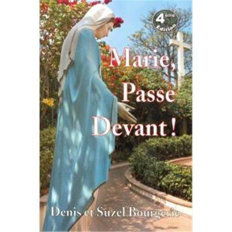 Marie passe devant !