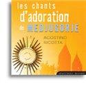 CD Les chants d'adoration de Medjugorje