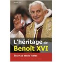 L´héritage de Benoît XVI Benoît XVI
