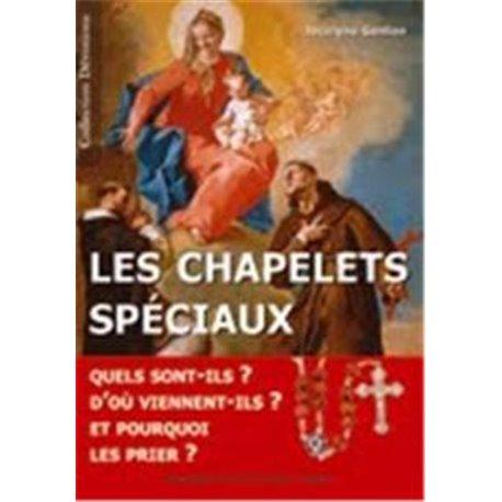 Les chapelets spéciaux JOCELYNE GENTON