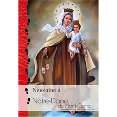 Neuvaine à Notre-Dame du Mont Carmel DAVID JEAN-MARIE