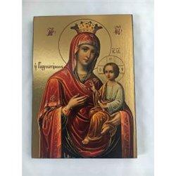 Icône Vierge Couronnée