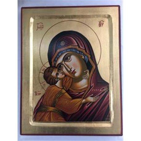 Grande icône Vierge de Korsun