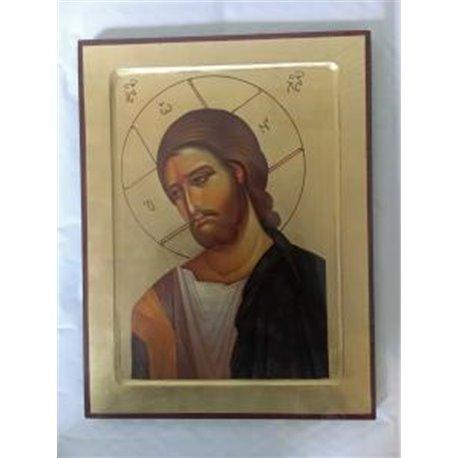 Grande icône Christ Miséricorde