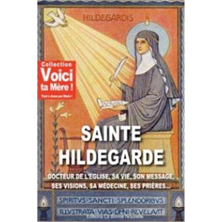 Livret Sainte Hildegarde