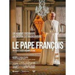 DVD Film : Le pape François