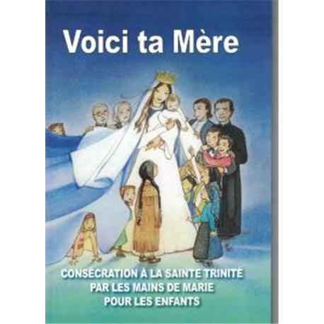 Livre de consécration pour enfants  (Nouvelle Edition)