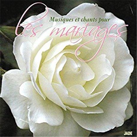 CD musiques et chants pour mariages