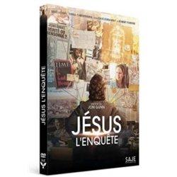 DVD JESUS l'enquête