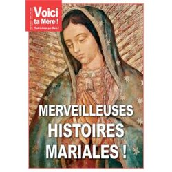 """Revue """"Merveilleuses histoires mariales"""" en téléchargement"""