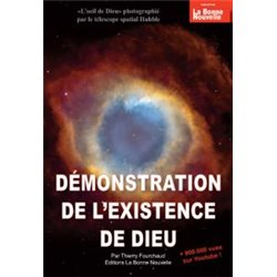 DEMONSTRATION DE L'EXISTENCE DE DIEU