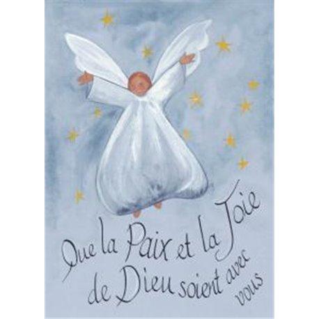 Carte de l'Ange de la joie