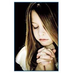 Carte prière du soir