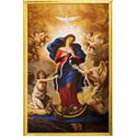 Carte-Prière à Notre Dame qui défait les noeuds