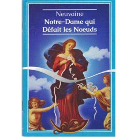 Neuvaine à Notre Dame qui défait les noeuds